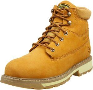 "Wolverine Men's Gold 6"" Insulated Waterproof Boot,Wheat,11.5 EW US"