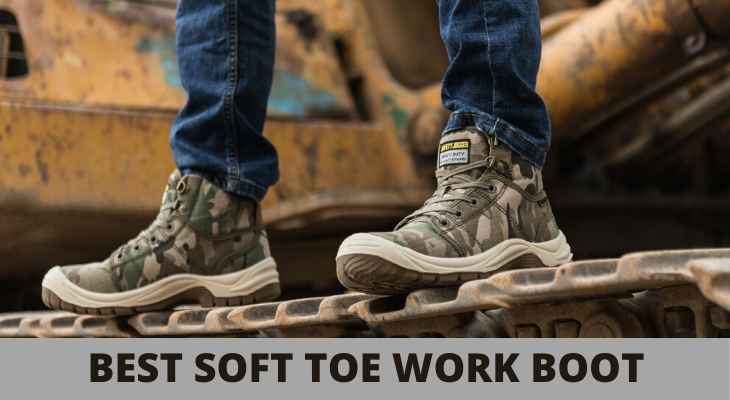 BEST SOFT TOE WORK BOOTS