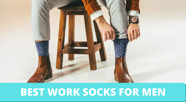 Best Work Socks For Men's Boots