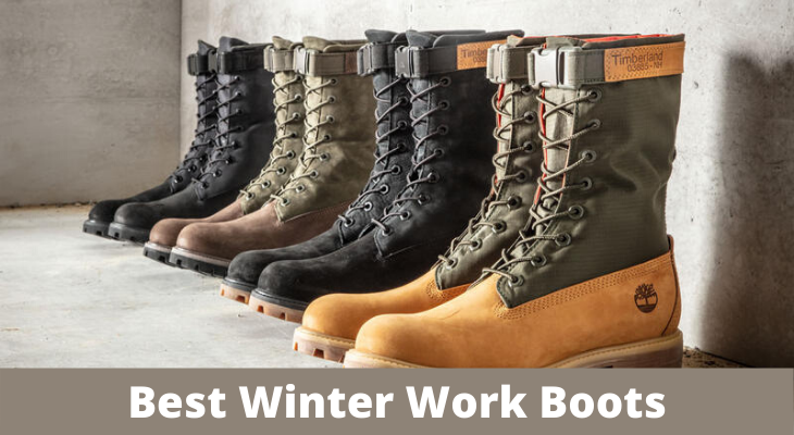 best winter work boots