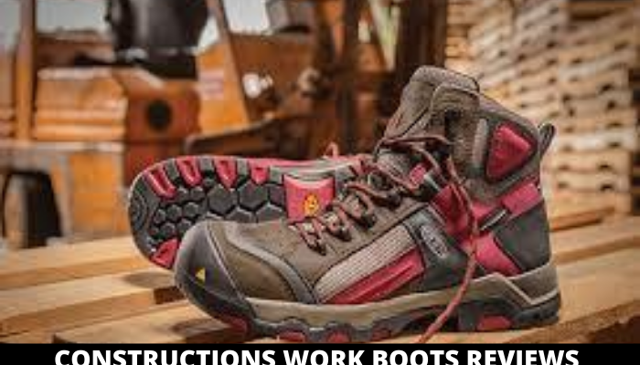 Constructions Work Boots